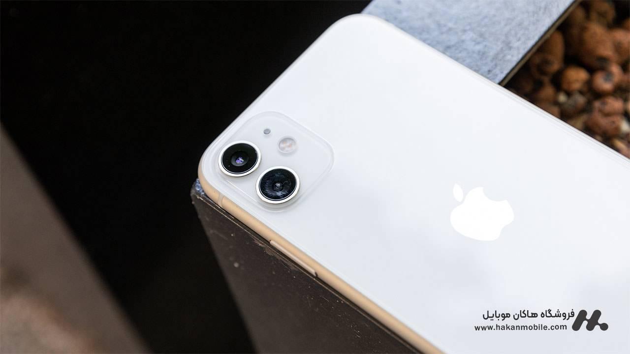 مجموعه دوربین گوشی iPhone 11 اپل