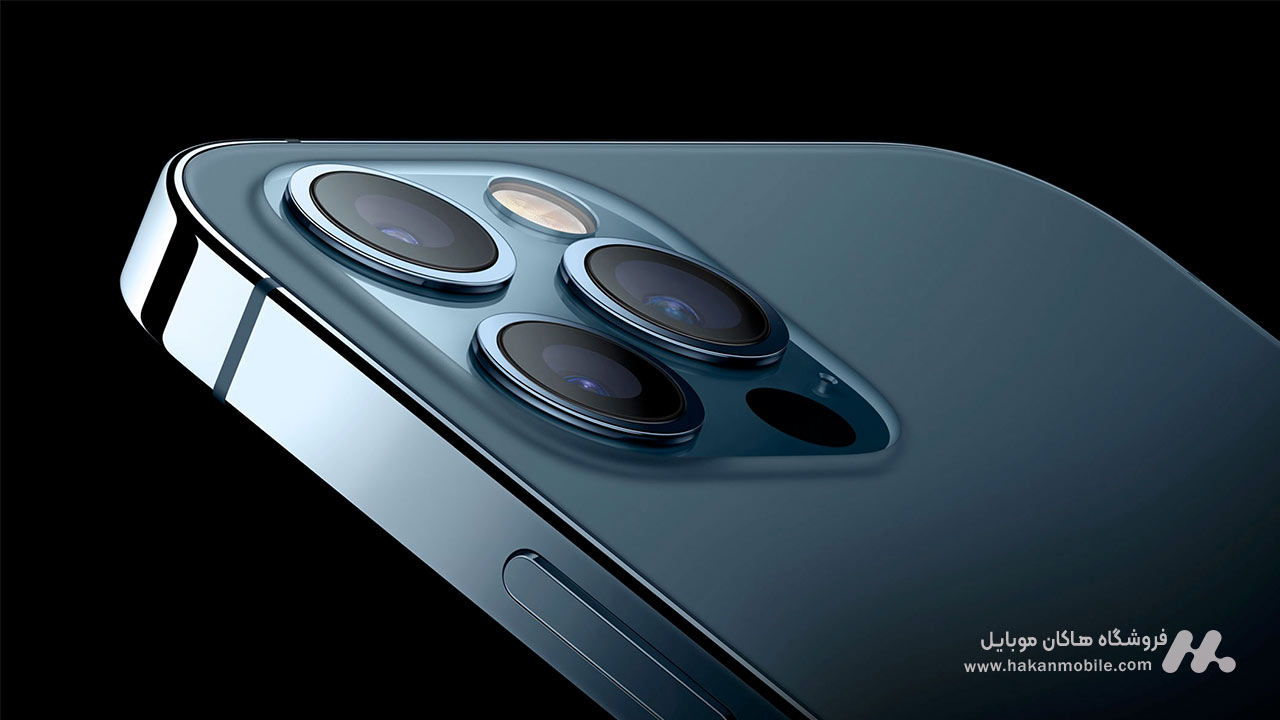 دوربین گوشی آیفون 12 پرو اپل