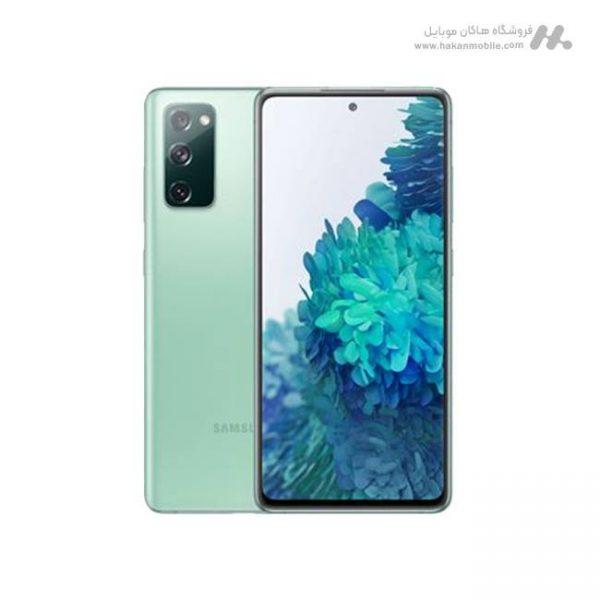 گوشی سامسونگ گلکسی S20 FE 4G ظرفیت 128 گیگابایت سبز