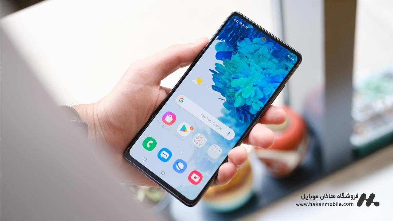 صفحه نمایش گوشی Samsung Galaxy S20 FE 4G