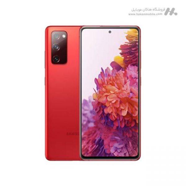 گوشی سامسونگ گلکسی S20 FE 5G ظرفیت 128 گیگابایت قرمز