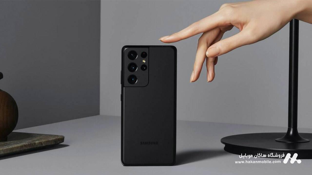 طراحی و کیفیت ساخت گوشی سامسونگ گلکسی S21 Ultra 5G
