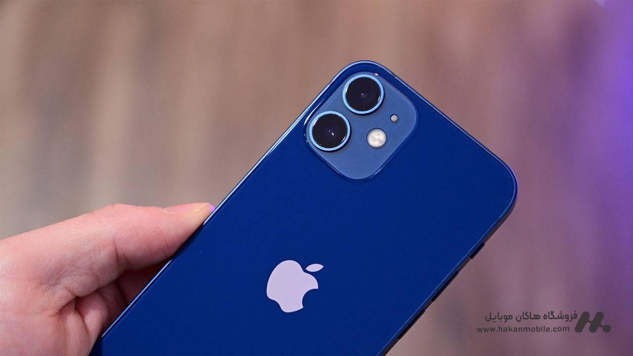 دوربین گوشی Apple iPhone 12 Mini