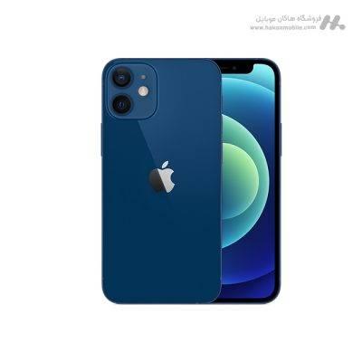 گوشی آیفون 12 مینی با ظرفیت 256 گیگابایت آبی