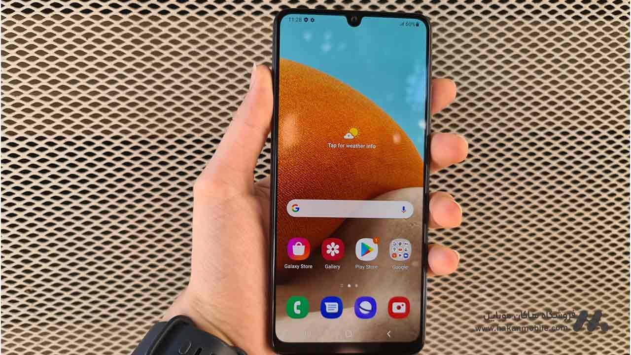 صفحه نمایش گوشی Galaxy A32