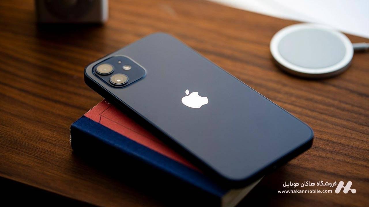 سخت افزار گوشی اپل آیفون 12