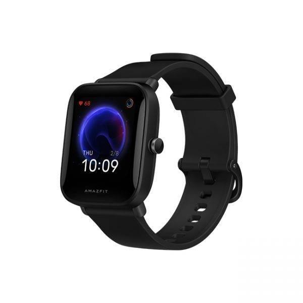 ساعت هوشمند شیائومی مدل Amazfit Bip U مشکی