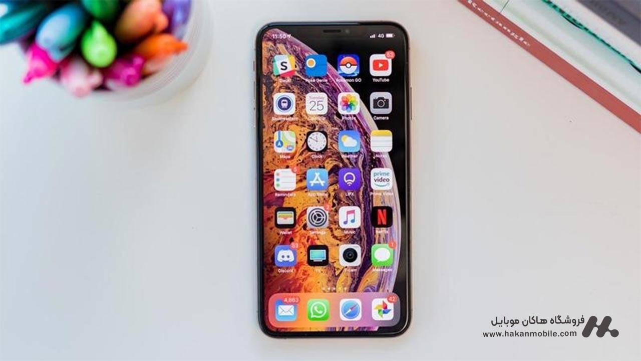 صفحه نمایش گوشی iPhone XS Max