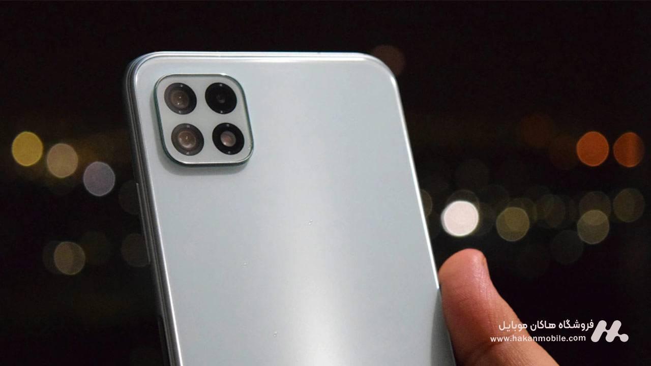 دوربین گوشی سامسونگ Samsung Galaxy A22 4G