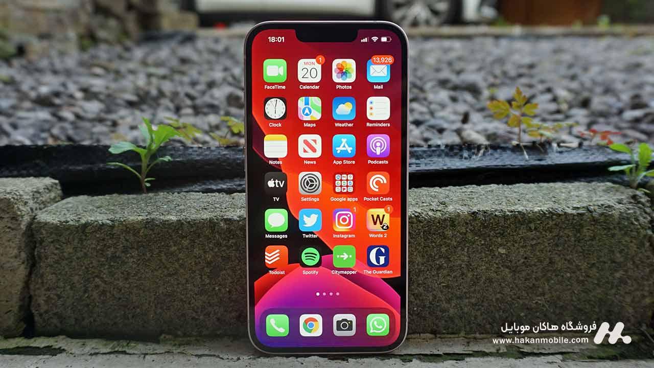 نمایشگر گوشی آیفون Apple iPhone 13