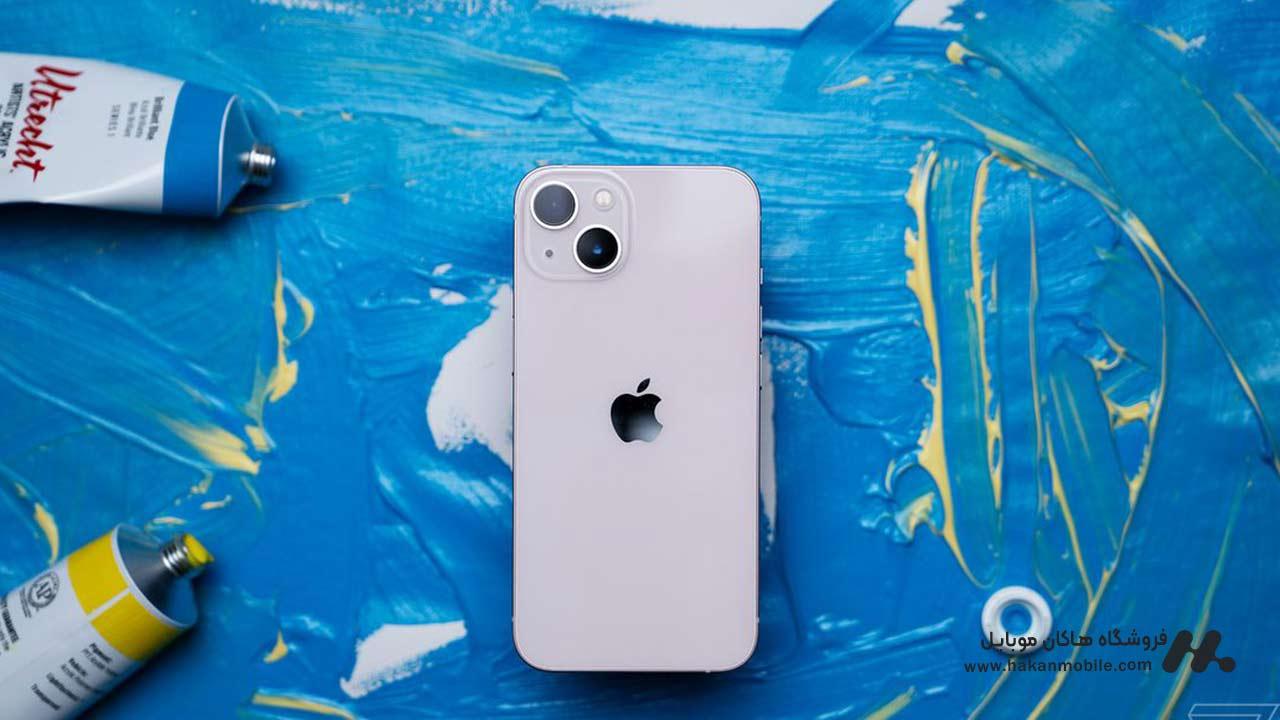 طراحی گوشی آیفون 13 اپل