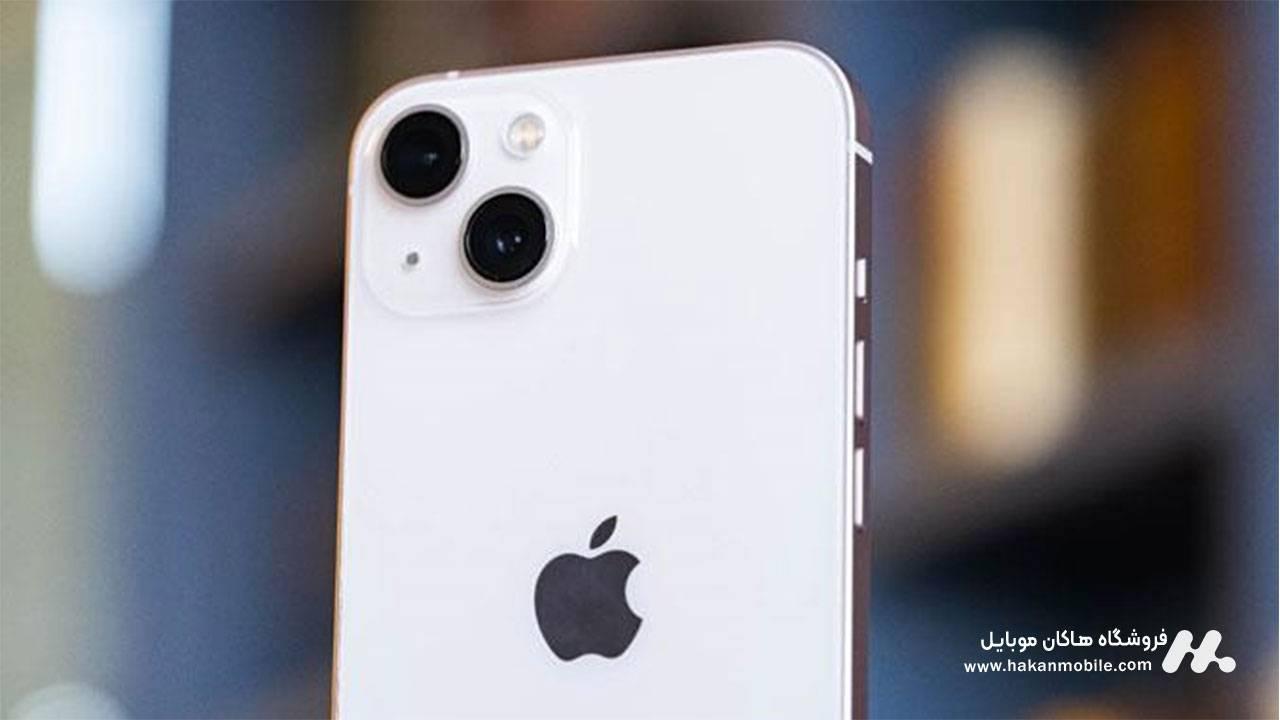 مشخصات دوربین و کیفیت عکاسی گوشی آیفون Apple iPhone 13 Mini