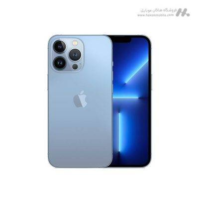 گوشی آیفون 13 پرو ظرفیت 256 گیگابایت آبی