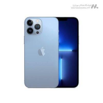 گوشی آیفون 13 پرو مکس ظرفیت 256 گیگابایت آبی
