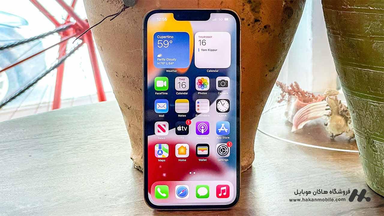صفحه نمایش گوشی iPhone 13 Pro