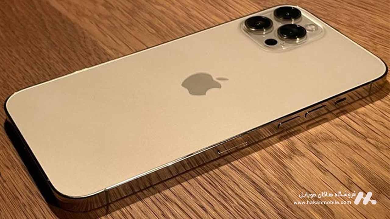 طراحی گوشی آیفون 13 پرو اپل
