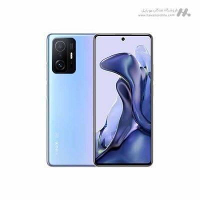 گوشی شیائومی 11 تی ظرفیت 256 گیگابایت آبی
