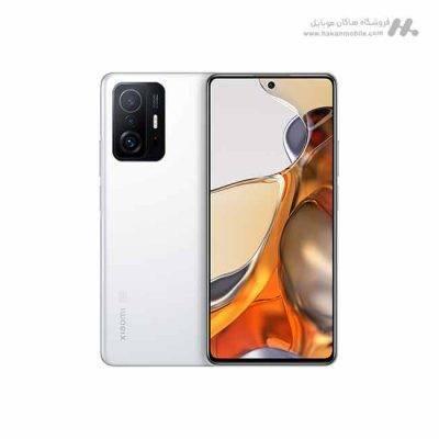 گوشی شیائومی 11 تی پرو ظرفیت 256 گیگابایت سفید